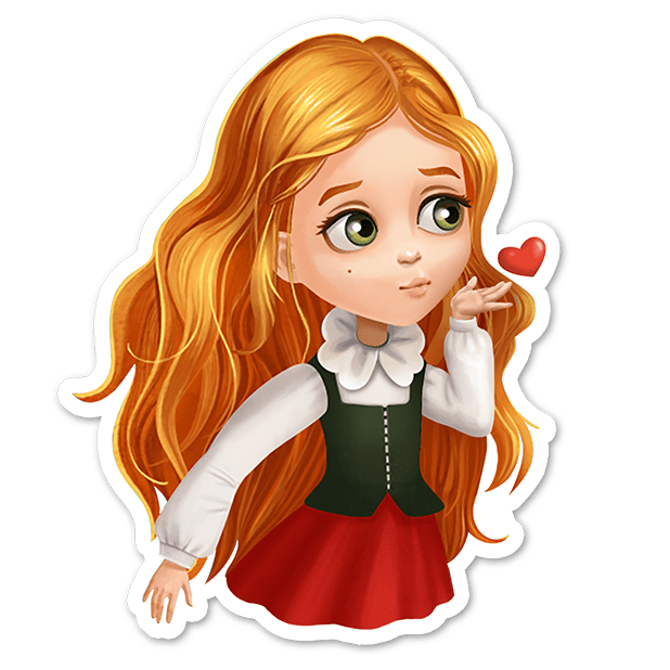 Kids Corner: Tales and Games messages sticker-2