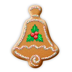 Christmas Cookie Stickers messages sticker-7