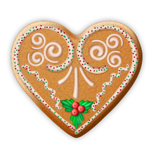 Christmas Cookie Stickers messages sticker-9