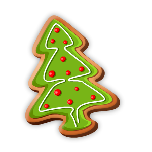 Christmas Cookie Stickers messages sticker-1