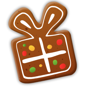 Christmas Cookie Stickers messages sticker-11
