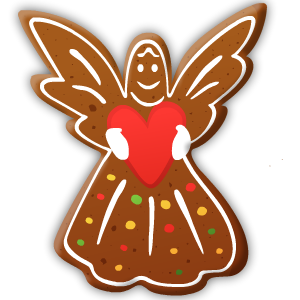 Christmas Cookie Stickers messages sticker-10