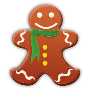 Christmas Cookie Stickers messages sticker-0
