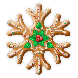 Christmas Cookie Stickers messages sticker-4