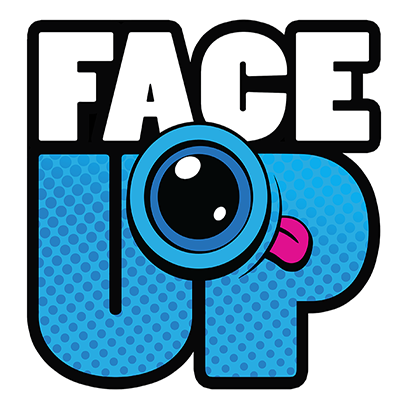 Face Up - The Selfie Game messages sticker-0
