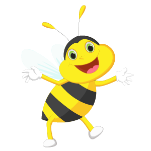 Bee Stickers messages sticker-0