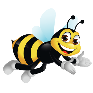 Bee Stickers messages sticker-8