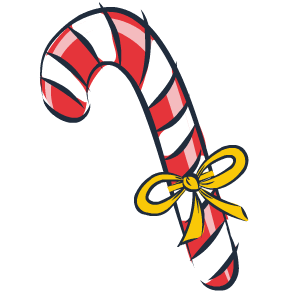 Candy Cane Stickers messages sticker-11
