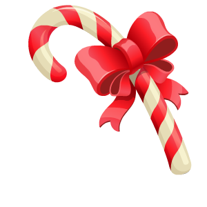 Candy Cane Stickers messages sticker-2