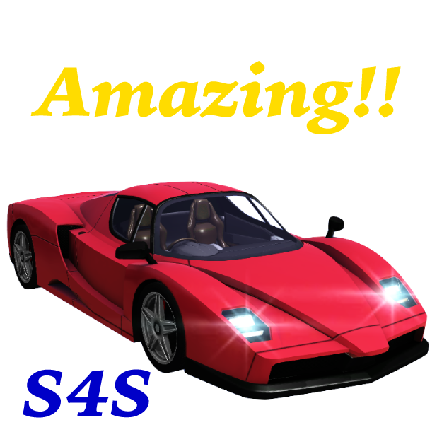 Speed for Soul : Happy realistic 3D arcade racing messages sticker-1