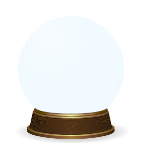 Snow Globe Stickers messages sticker-10