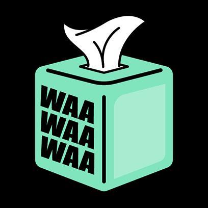 WAV -  Artist Community messages sticker-6
