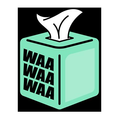 WAV - Music & Livestreams messages sticker-6