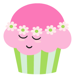 Cupcake Stickers messages sticker-6
