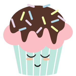 Cupcake Stickers messages sticker-11