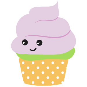 Cupcake Stickers messages sticker-7