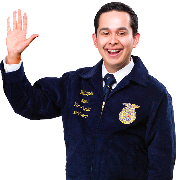 National FFA Convention & Expo messages sticker-3