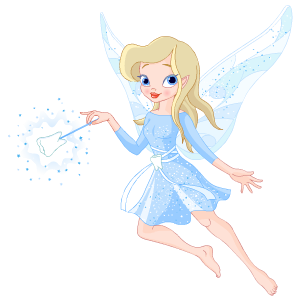 Fairy Stickers messages sticker-1