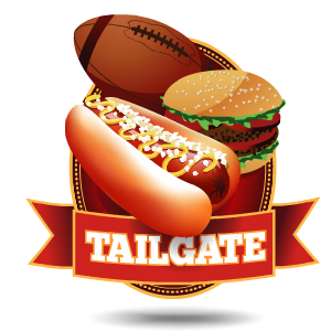 Tailgating Stickers messages sticker-11
