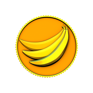 Dare the Monkey: Go Bananas! messages sticker-8