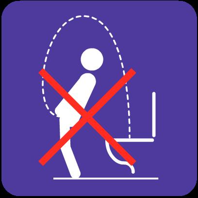 Toilet Stickers messages sticker-3