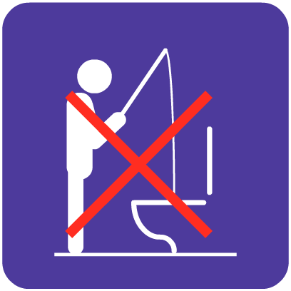 Toilet Stickers messages sticker-5