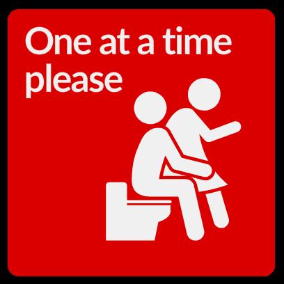 Toilet Stickers messages sticker-8