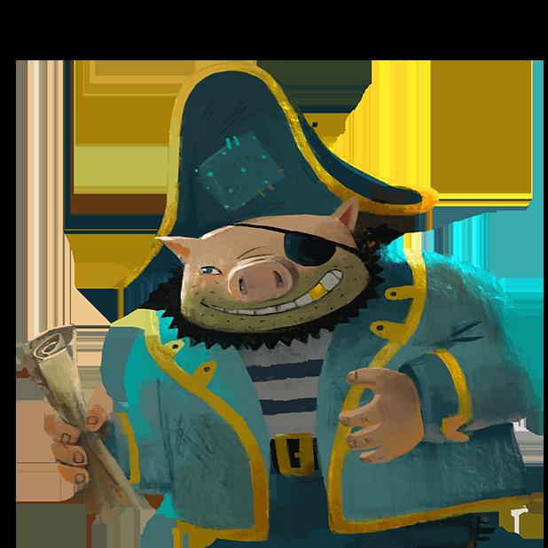 Волшебный Фонарь: Сказки Детям messages sticker-11