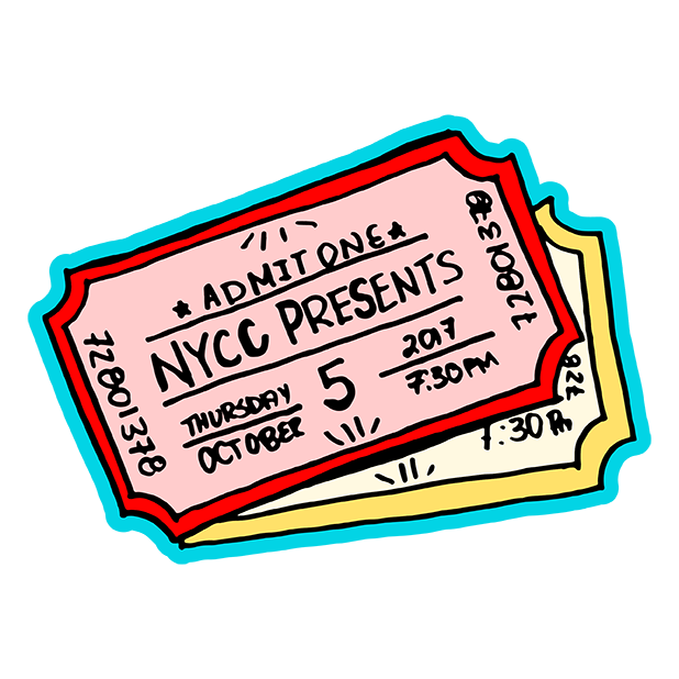 New York Comic Con messages sticker-8