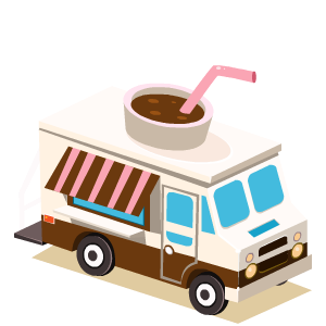 Food Truck Stickers messages sticker-9