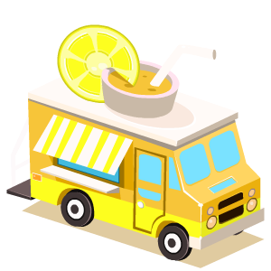 Food Truck Stickers messages sticker-8