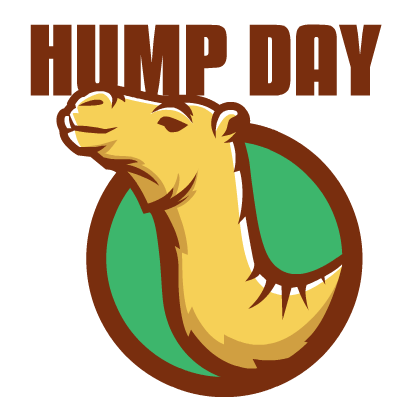Hump Day Stickers messages sticker-1