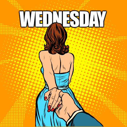 Hump Day Stickers messages sticker-3