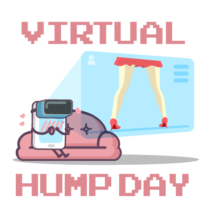 Hump Day Stickers messages sticker-11