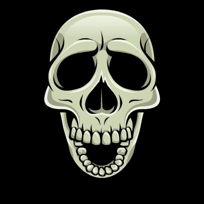 Skull Stickers messages sticker-11