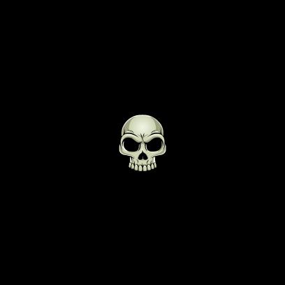 Skull Stickers messages sticker-9