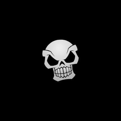 Skull Stickers messages sticker-5