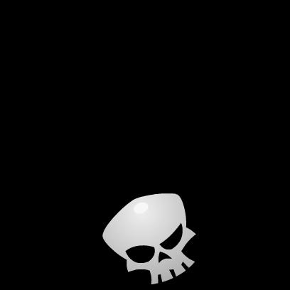 Skull Stickers messages sticker-10