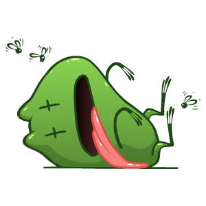 Frog Stickers messages sticker-9