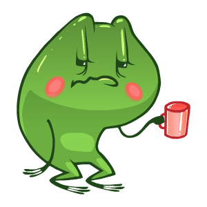 Frog Stickers messages sticker-7