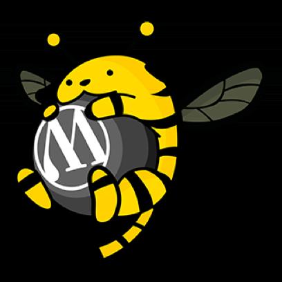 WordPress World (Stickers) messages sticker-2