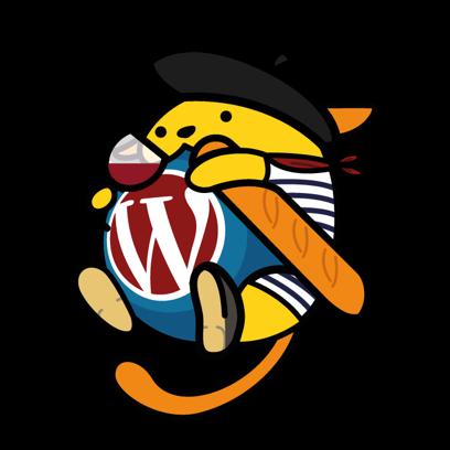 WordPress World (Stickers) messages sticker-5
