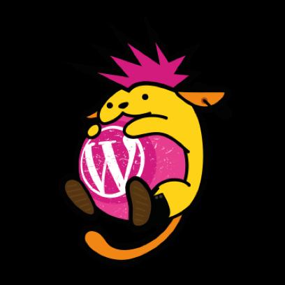 WordPress World (Stickers) messages sticker-7