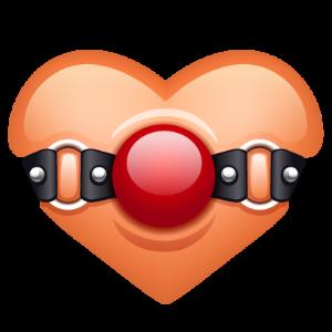 Crazy Heart Stickers messages sticker-5