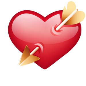 Crazy Heart Stickers messages sticker-3