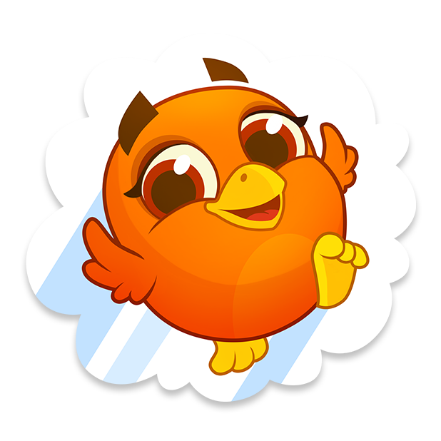 Bubble Birds V - Shooter messages sticker-7
