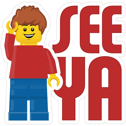 LEGO® Life – Create, share & discover messages sticker-11