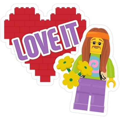 LEGO® Life – Create, share & discover messages sticker-10