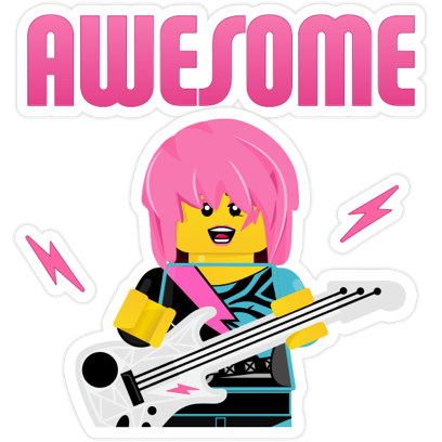 LEGO® Life – Create, share & discover messages sticker-1