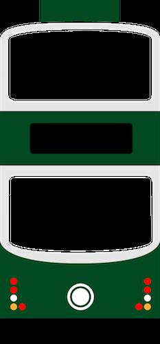 HK DingDing Hong Kong Tramways messages sticker-8